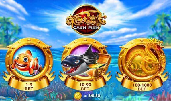 เกมยิงปลา เกมมหัศจรรย์เกมทำเงิน